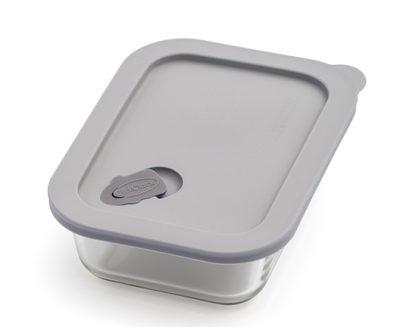 High temperature silicone lid